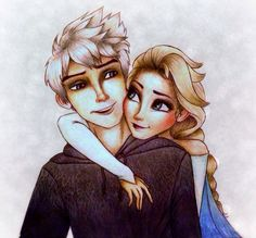 Jelsa <3 if you don't love jelsa, THEN JELSA DOESN'T LOVE YOU. I feel like I've been reading too much jelsa fanfic