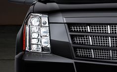 Cool Cadillac 2017: 2013 Cadillac Escalade headlight #cadillac #escalade... Check more at http://cars24.top/2017/cadillac-2017-2013-cadillac-escalade-headlight-cadillac-escalade/