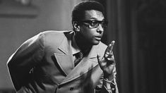 "Stokely Carmichael: ""Hell No, We Won't Go"" - http://blackthen.com/stokely-carmichael-hell-no-we-wont-go/?utm_source=PN&utm_medium=BT+Pinterest&utm_campaign=SNAP%2Bfrom%2BBlack+Then"