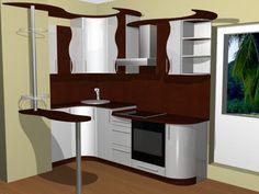 кухни с вент. коробом П44 Home Accessories, Table, Furniture, Design, Home Decor, Tables, Home Furnishings, Interior Design, Home Interiors