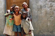 Mozambicanian children