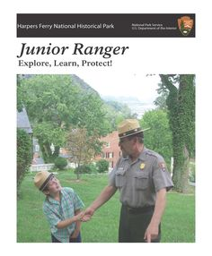 junior ranger book for Harpers Ferry National Historical Park Cub Scouts, Girl Scouts, Harpers Ferry, Park Service, Us History, Pennsylvania, Homeschooling, Ranger, Jr