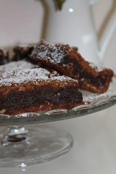 UnDiarioPerDueSorelle: Caprese Brownies