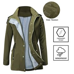 a421354fc8 9 Best Top 10 Best waterproof Jackets in 2018 Reviews images