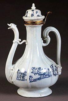 Ginori a Doccia, 1745-50. Museo Richard-Ginori della Manifattura di Doccia