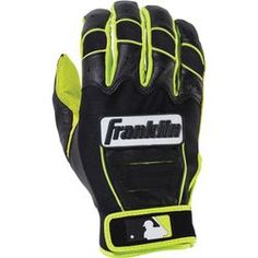 Franklin Youth CFX Pro Revolt Batting Gloves, Oylb