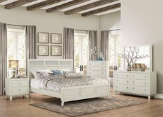 Homelegance Valpico 4 Piece Bedroom Collection