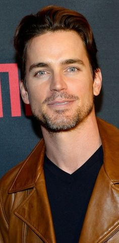 Matt Bomer in Vegas for the Mayweather Vs. Pacquiao Fight