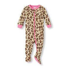 leopard stretchie