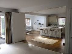 movable walls domestic - Google Search Movable Walls, Door Wall, Inspiration Wall, Sliding Doors, Divider, Google Search, Room, Kitchens, Homes