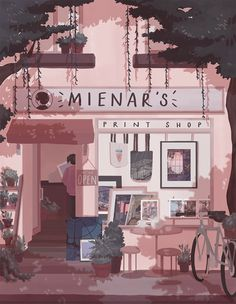 Mienar illustrations ♥ dekorasi y mengagumkan. Art And Illustration, Character Illustration, Anime Kunst, Anime Art, Manga Anime, Pretty Art, Cute Art, Aesthetic Art, Aesthetic Anime