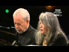 ▶ martha argerich and nelson freire - mozart - piano sonata K. 381 - (1/3) - YouTube