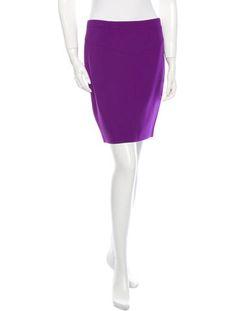 Narciso Rodriguez Rear Zip Pencil Skirt w/ Tags