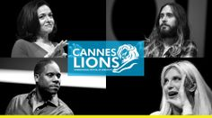Jared Leto.- Cannes Lions 2014: Highlights from Day Four.- (via https://www.youtube.com/watch?v=9ELOqKVhtLk