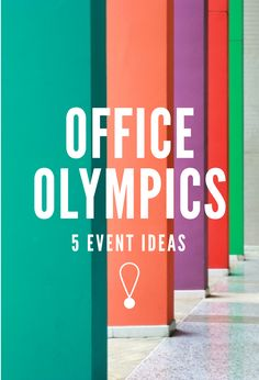 In celebration of the 2014 Winter Olympics kicking off in Sochi today, gather your colleagues for your very own Office Olympics! Dare to take on the five events below, or channel TV's The Office and invent your own (Flonkerton, anyone?) And don't forget to honor your winners with those coveted yogurt-lid medals! 1. Rhythmic Hula Hooping …