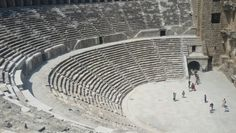 Aspendos-Antalya-Turkiye