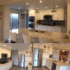 Take A Look At This Beautiful Kitchen Project Which Was Completed With The  Help Of Majestic Kitchens U0026 Baths Designer Shae Morris.