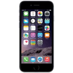 3f5d27736a3 Shop for Apple iPhone 6 Unlocked GSM LTE Dual-Core Phone w/ Camera - Space  Gray (Used). Get free delivery at Overstock - Your Online Cell Phones ...