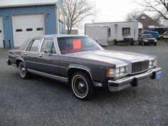 1987 Mercury Grand Marquis LS