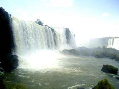 Garganta Del Diablo - Cataratas do Iguaçu
