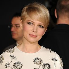 Michelle Williams at Oz The Great and the Powerful premiere