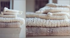 wool - the cosiest thing ever.