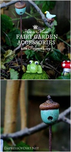 Yard, Garden & Outdoor Living Garden Décor Careful Miniature Fairy Garden And Terrarium Frogs On Functional Stone New To Prevent And Cure Diseases
