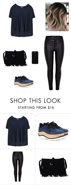 """""""Street style"""" by pauline02 ❤ liked on Polyvore featuring Armani Jeans and Miu Miu"""
