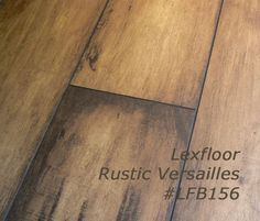wide plank laminate flooring distressed - Google Search