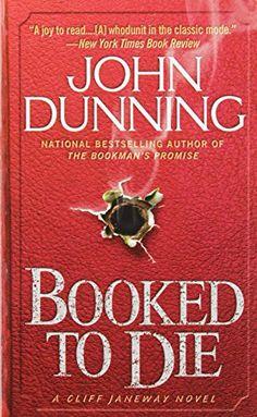 Booked to Die (Cliff Janeway Novels) by John Dunning http://www.amazon.com/dp/0743410653/ref=cm_sw_r_pi_dp_QHc3tb1EKX9VHTZW