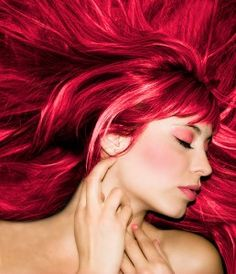 Hair color trends.