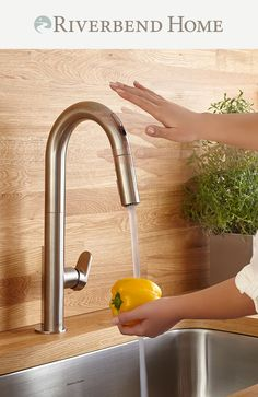Kitchen Faucets, Home, Design, Ad Home, Kitchen Taps, Homes, Haus, Houses