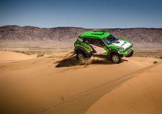 X-RAID Mini ALL 4 Racing - Rallye Dakar 2016