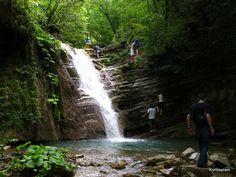 Türkiye - Sinop - Erfelek - Tatlıca Şelaleleri Milli Parkı ( Erfelek Tatlıca National Park )