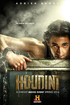 """Chatter Busy: Adrien Brody's """"Houdini"""" Premiere Date Announced"""