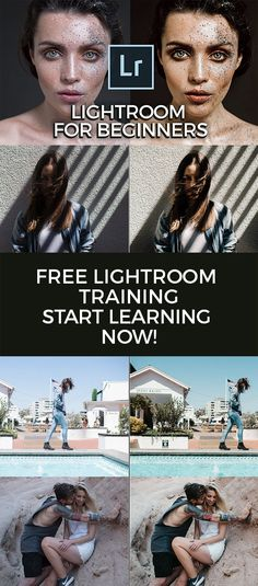 Free Lightroom Tutorial For Beginners Complete Beginner When It Comes To Lightroom? No Worries! We're Going To Change That. http://signatureedits.com/lightroom-tutorials/free-lightroom-tutorial-for-beginners/