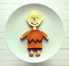 Charlie Brown Cheese on Toast
