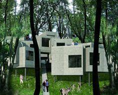 House by Koji Tsutsui & Associates  (Mill Valley, California, United States) #architecture