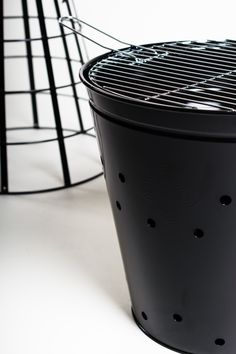 Blooma Transportable Charcoal BBQ - Tyndall by Kingfisher Sourcing & Offer Product Design, via Behance