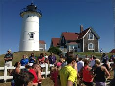 Nauset Lighthouse - Falmouth Road Race