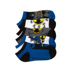 Shop for Youth Boys Batman 5 Pack Socks in White at Journeys Kidz. Shop today for the hottest brands in mens shoes and womens shoes at JourneysKidz.com.Batman themed low cut socks. Assorted 5 pack. Fits sizes 11-3.