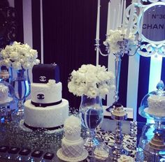 Chanel Party by Divine Delicacies