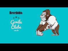 Blog da Miihs: Recebido: Gorila Clube