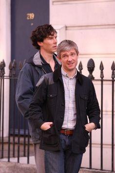 Martin Freeman, everyone. #Sherlock