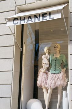 CHANEL- high fashion costumes are my ultimate fave! For real