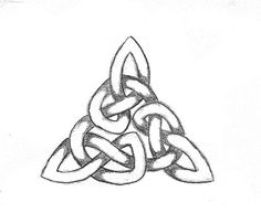 Celtic Knot by Flockie