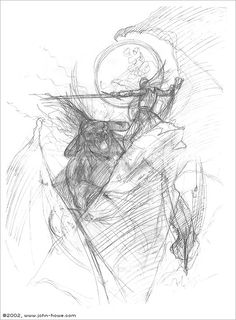 The Art of Alan Lee and John Howe : Photo
