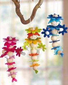 Bastelideen Colorful handicraft tips for spring - Ulli's Wichtel workshop How To Use Make Up As A Fa Summer Crafts For Kids, Christmas Crafts For Kids, Easy Crafts, Diy And Crafts, Kid Crafts, Preschool Crafts, Dragon Fly Craft, Diy Y Manualidades, Fleurs Diy
