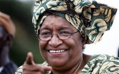 "Ellen Johnson Sirleaf is the current President of Liberia and first African female Head of State. Sirleaf was awarded the 2011 Nobel Peace Prize, jointly with Leymah Gbowee of Liberia and Tawakel Karman of Yemen. The women were recognized ""for their non-violent struggle for the safety of women and for women's rights to full participation in peace-building work."""