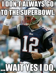 Tom Brady is NFL's No. 1 player in merchandise sales. Tom Brady is NFL's No. 1 player in merchandise sales… New England Patriots Memes, Patriots Fans, Patriots Logo, Football Memes, Nfl Football, Patriots Superbowl, Nfl Playoffs, Super Bowl, Patriots Football